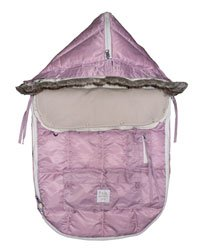 7 A.M. Enfant Le Sac Igloo 500 Bunting in ROSE-Medium by 7A.M. Enfant