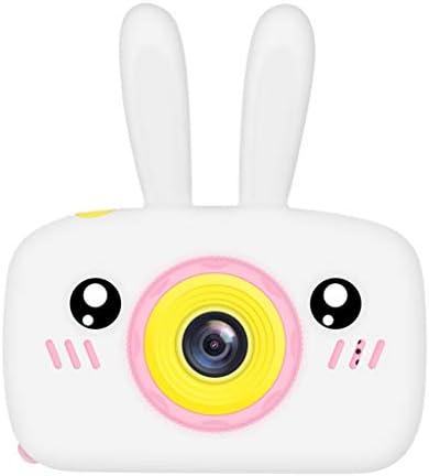 [해외]Child Cartoon Camera Toys Gift for Baby Girls BoysKids Children`s Camera Photo Video Game Anti-Fall HD Toy Photography for Toddlers 1-10 Years Old Boys Girls Toy Gift Camcorder for Outdoor (White) / Child Cartoon Camera Toys Gift f...