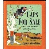 Caps for Sale, Esphyr Slobodkina, 0590314017