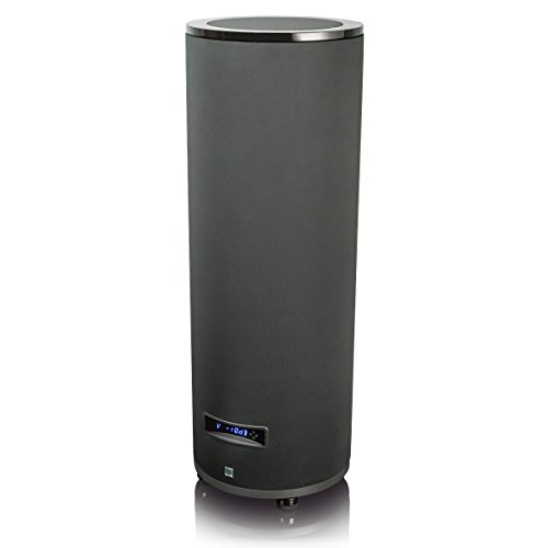 SVS PC-4000 Subwoofer – 13.5-inch Driver, 1,200-Watts RMS, Ported Cylinder Cabinet, App Control
