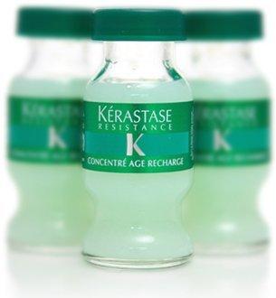 Kerastaste Resistance Concentre Age Recharge Refilling and Lip-Replenishing Dual Repair Care - 1 - Loreal Kerastase Resistance