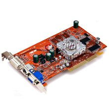 9600SE/TD - ASUS 9600SE/TD Superwarehouse - Asus Radeon 9600 SE/TD 128MB Video - 9600 Radeon 128mb