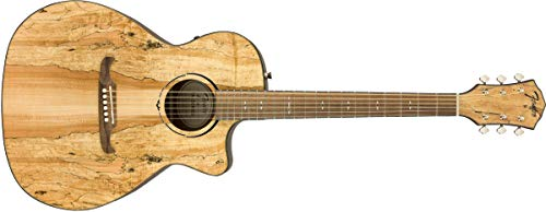 Fender FA-345CE Spalted Maple Acoustic Guitar – Limited Edition