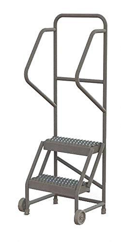 Tri-Arc KDTF102162 - Tilt and Roll Ladder 2 Step Serrated