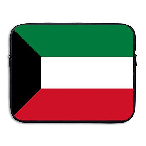 Flag Of Kuwait Sleeve Laptop Bag Tablet Case Handbag Notebook Messenger Bag For Ipad Air Macbook Pro Computer Ultrabook 13-15 - Male Models Kuwait