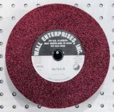 RBG BLADE GRINDERS - 12'' RUBY GRINDING WHEEL RBG 10112