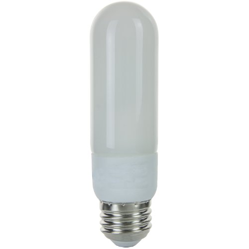 Bulb Lamp Light Mdt (Sunlite SLT7/27K 7 Watt Tubular Spiral EnergySaving CFL Light Bulb, Medium Base, Warm White)