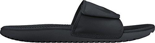 Nike KAWA Mens Adjustable Slide Sandal (10 D(M) US, ()