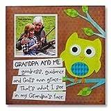 Abbey Press Grandpa and Me Frame Retired - Inspiration Faith Blessing Spirit 54624-ABBEY