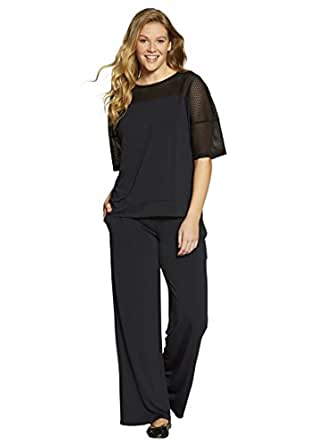 Free shipping BOTH ways on plus size ponte knit pants, from our vast selection of styles. Fast delivery, and 24/7/ real-person service with a smile. Click or call