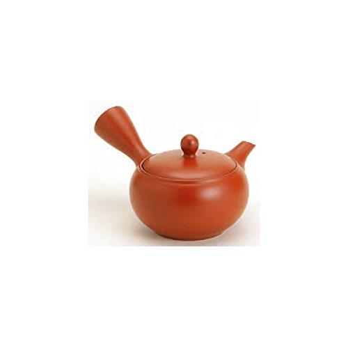 TOKYO MATCHA SELECTION - Tokoname kyusu - MORIMASA B (370cc/ml) ceramic Mesh - Japanese teapot [Standard ship by SAL with Tracking number & Insurance]
