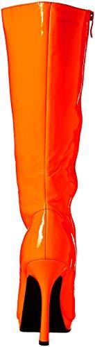 Ellie 421 Shoes Women's Orange Zenith Boot PzRq1w