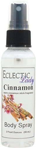 Cinnamon Body Spray, 2 ounces