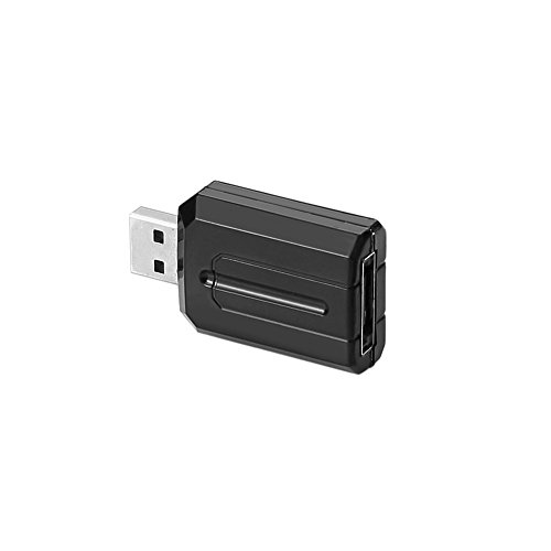 SIENOC USB 3.0 to eSATA External SATA 3Gbps Convertor Adapter for 2.5'' 3.5'' Hard Disk+ 0.5M E-SATA Cable by SIENOC (Image #1)