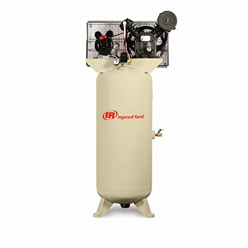 2340L5 5 HP 60 Gallon Two-Stage Air Compressor (230V, Single Phase) (Best 2 Gallon Air Compressor)