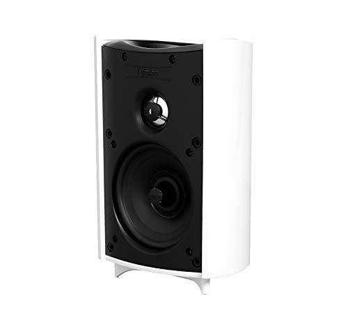 Definitive Technology ProMonitor 800 Bookshelf Speaker (Single, White)