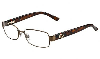 Gucci GG4243 Eyeglasses-00YY Semi Matte Brown - Gucci Glasses Prescription 2013