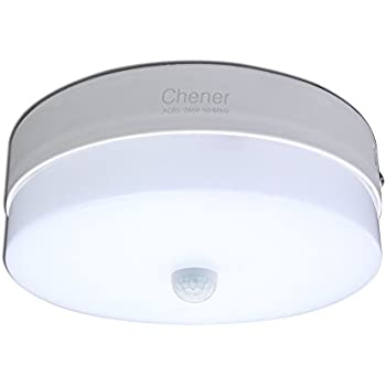 10 inch 12 watt led ceiling light with motion sensor flush mount chener motion sensor led flush mount ceiling light 20w warm white auto motion sensing round 7 mozeypictures Image collections