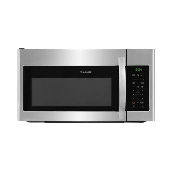 Frigidaire FFMV1745TS 30 Inch Over the Range Microwave Oven with 1.7 cu. ft. Capacity,...