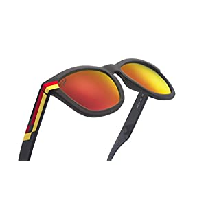 Gafascross Sunglasses Wayfarer Polarized TR90 World Cup 2018 10 nations UV400 protection (Germany)