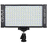 GVM 160 LED Dimmable Ultra High Power Bi-Color Panel Light on Digital Camera Camcorder DSLR Video Light for Cannon,Nikon,Sony,Panasonic,Olypus,Lighting
