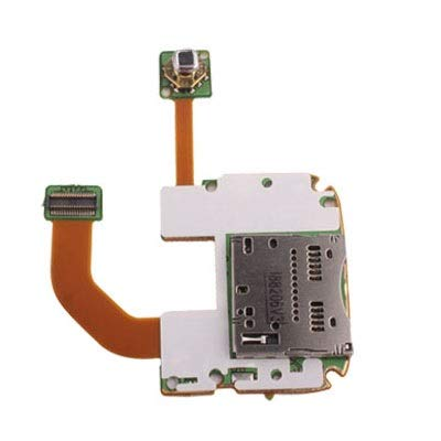 ZENGMING Repair Parts Version, Mobile Phone Keypad Flex Cable for Nokia N73 Phone Replacement Parts (Housing N73 Cover Nokia)
