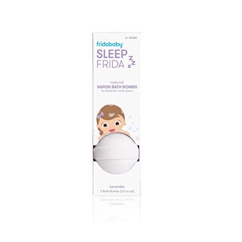 Natural Sleep Bath Bombs