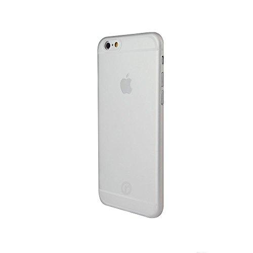 Redneck RNCS01196 Svelto 0,35 mm Flexi Shell Schutzhülle für Apple iPhone 6/6s klar
