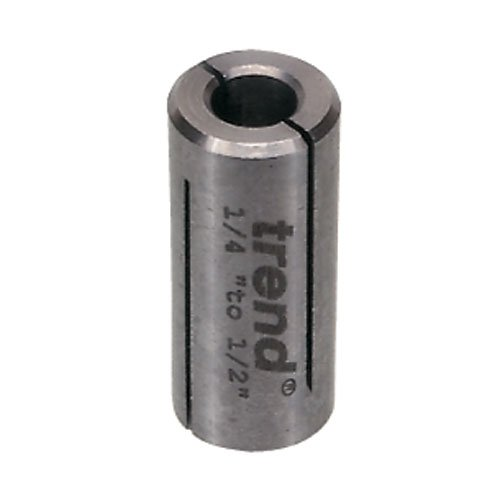 (Trend Clt/Slv/8127 Collet Sleeve 8mm To 12.7mm)