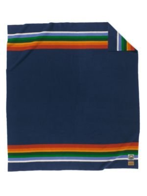 Pendleton Queen Size Blanket - Pendleton Crater Lake National Park Queen Blanket