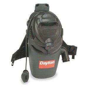 DAYTON 16 qt, 120V Backpack Vacuum Cleaner