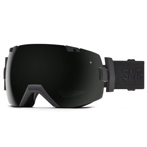 Smith - Masque Smith I/OX Xavier Sketchy Grn Solx Sp Af + By Red Sensor - Unisexe Black/Black Out/Red Sensor