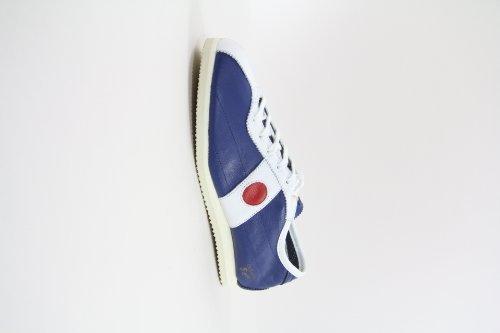 Onitsuka Tiger Scarpe Uomo Sneakers Basse Colore Bianco Modello HL200 Nippon 60, Taglia 46