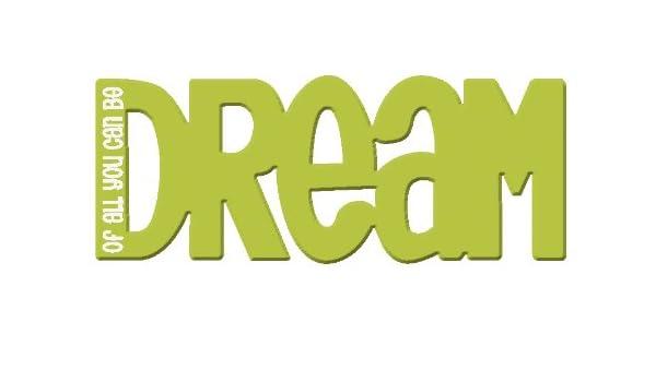 Splosh~~~palabras magnéticas Dream imán del refrigerador de cal ...