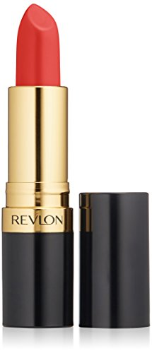 Revlon Super Lustrous Lipstick Shine ~ Rich Girl Red 830