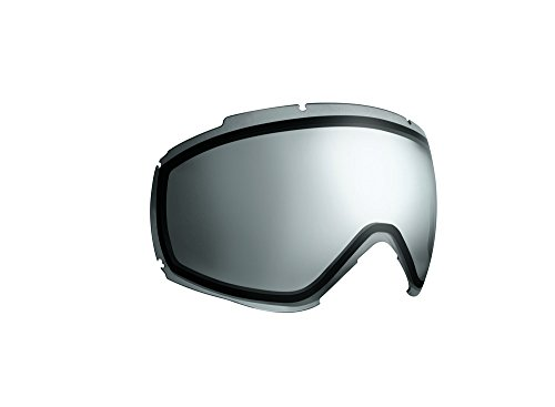 CEBE R/L Bionic Grey Ecran de remplacement pour masques de ski R/l Hurricane M Orange Flash Fire