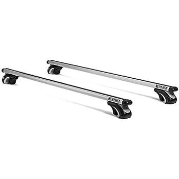 LT Sport SN#100000001022-637 for Volkswagen Rooftop Carrier Key Lock Roof Rack Aerodynamic Cross Bar