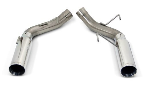 SLP M31014 Axle-Back Exhaust, 2005-10 Mustang GT 500