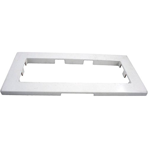 Waterway 519-9540 Trim Plate Wide Mouth - White