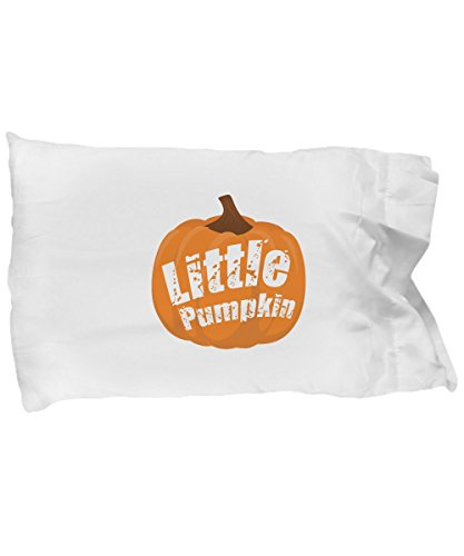 Pillow Covers Design Mom Little Pumpkin Funny Halloween Maternity Pregnancy Gift Pillow Cover Ideas