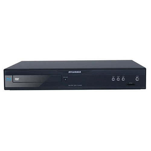Find a Sylvania NB501SL9 1080p Blu-Ray Disc Player