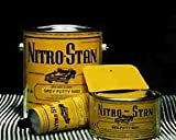 NITROSTAN Nitro Stan Spot and Glazing Putty- Grey, Tube (NIT-9000T)