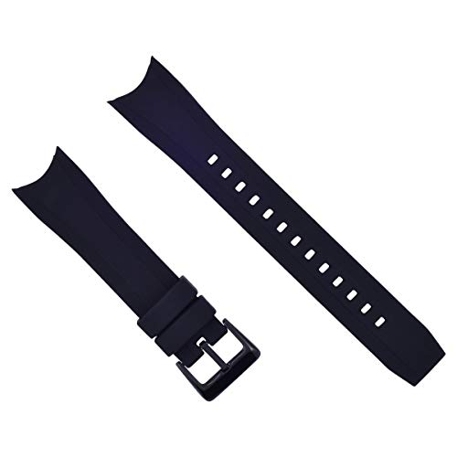 ECO Drive Rubber Strap Band for Citizen 59-S51866 ECO PROMASTER BJ2110, BJ2111 ()