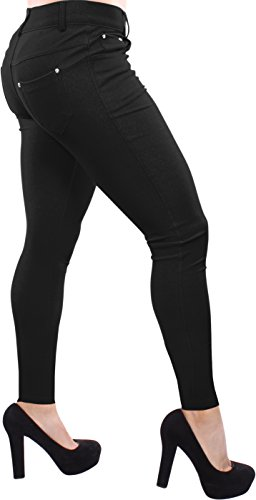 Enimay Colored Jeggings Spandex Leggings product image