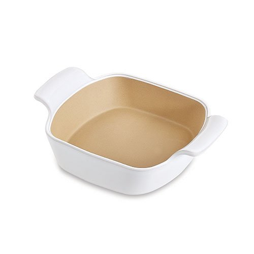 - Pampered Chef Contemporary Classics Small Baker - WHITE