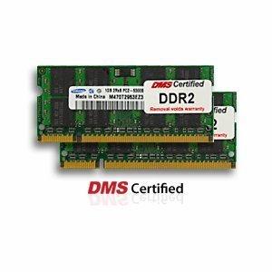 2GB Kit Apple iMac, MacBook, MacBook Pro Memory Upgrade 2 x 1GB (MA346G/A) DDR2 PC2-5300 SODIMMs Samsung Original (1 Gb Samsung Chip)