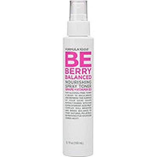 Acne Formula Spray - Be Berry Balanced Grape + Vitamin B3 Nourishing Spray Toner 5.1 Fl Oz
