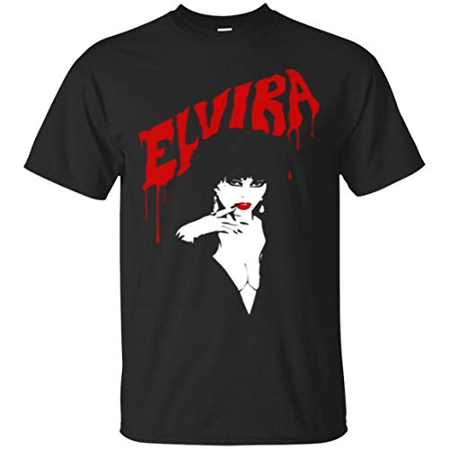 Bunbasas Elvira Red Lips Dark Halloween Classic -