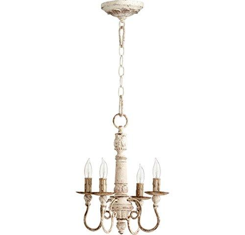 (Quorum International 6006-4-70 Salento 4 Light Chandelier, 13