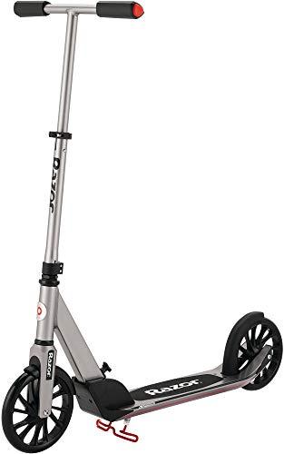 (Razor A5 Prime Premium Kick Scooter - Gunmetal Grey )